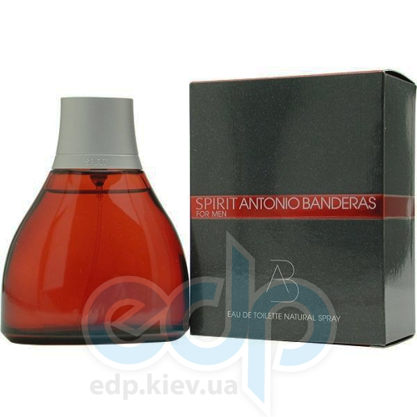 Antonio Banderas Spirit Men - туалетная вода - 50 ml