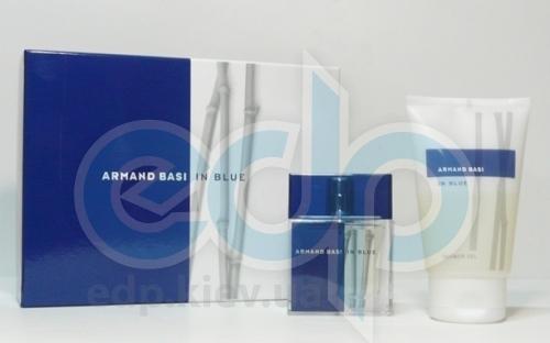 Armand Basi In Blue -  Набор (туалетная вода 50 + гель для душа 150)
