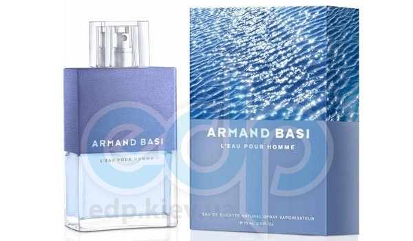 Armand Basi Leau Pour Homme - туалетная вода -  пробник (виалка) 2 ml
