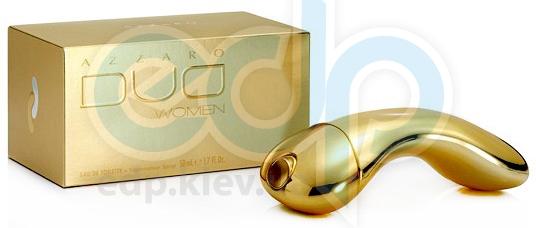 Azzaro Duo Women - туалетная вода - 50 ml