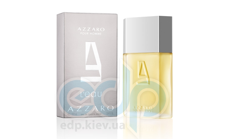 Azzaro Leau Pour Homme - туалетная вода - 100 ml