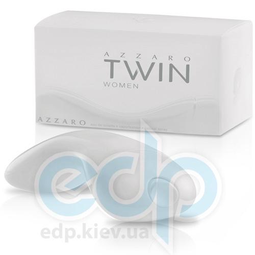 Azzaro Twin for Women - туалетная вода - 50 ml
