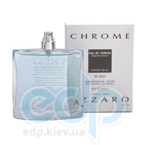 Azzaro Chrome - туалетная вода - 50 ml TESTER