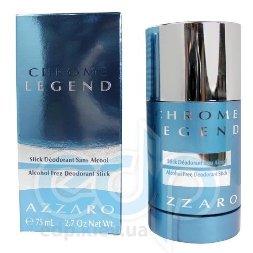 Azzaro Chrome Legend -  дезодорант стик - 75 ml