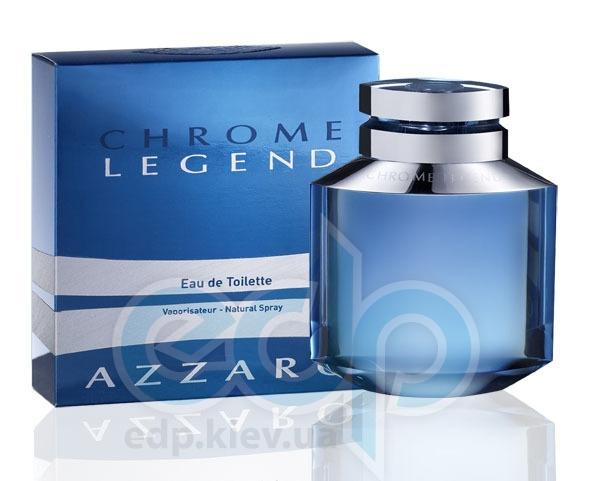 Azzaro Chrome Legend - туалетная вода - 125 ml