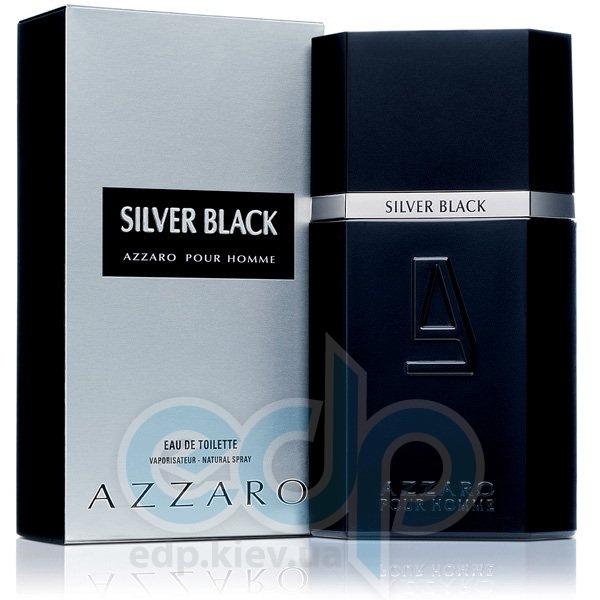 Azzaro Silver Black - туалетная вода - 100 ml