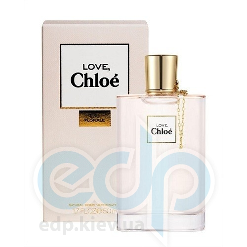 Chloe Love Eau Florale - туалетная вода - 50ml