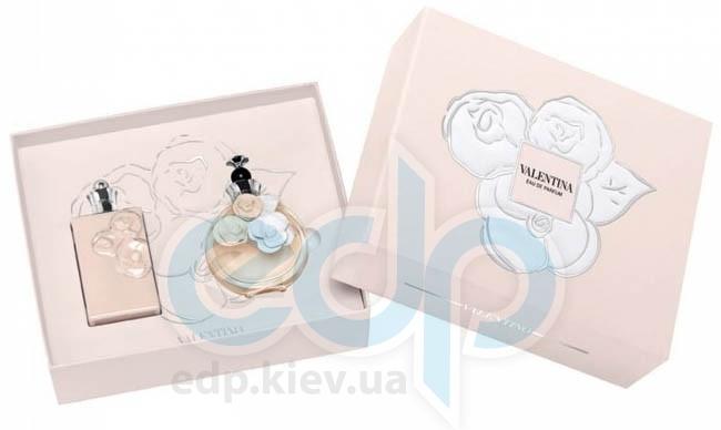 Купить Valentino Valentina Acqua Floreale - набор (парфюмированная вода 80ml + лосьон-молочко для тела 200ml)