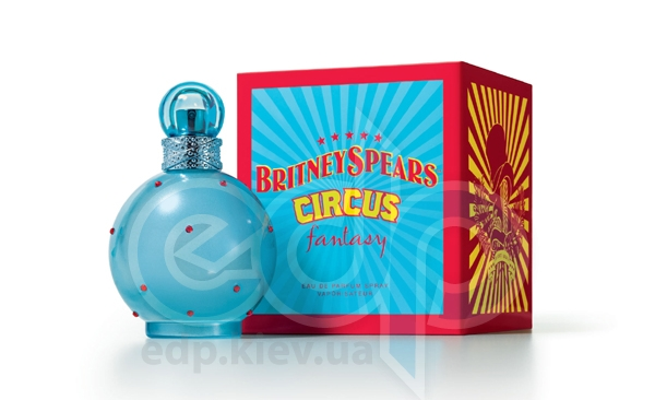 Britney Spears Circus Fantasy - парфюмированная вода - 50 ml