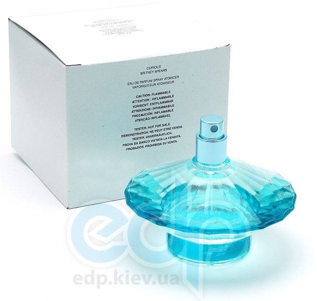 Curious Britney Spears - парфюмированная вода - 100 ml TESTER