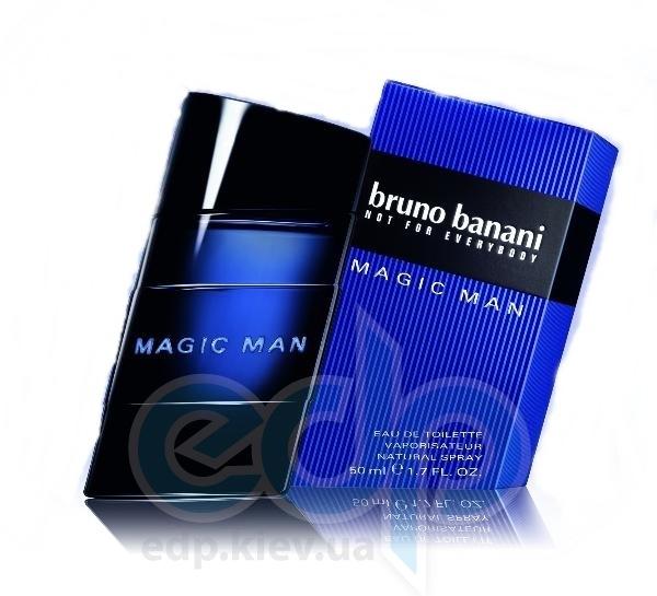Bruno Banani Magic Man - туалетная вода - 50 ml