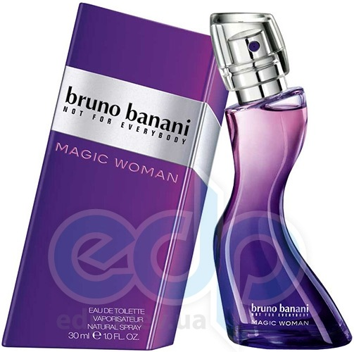 Bruno Banani Magic Woman - туалетная вода - 30 ml
