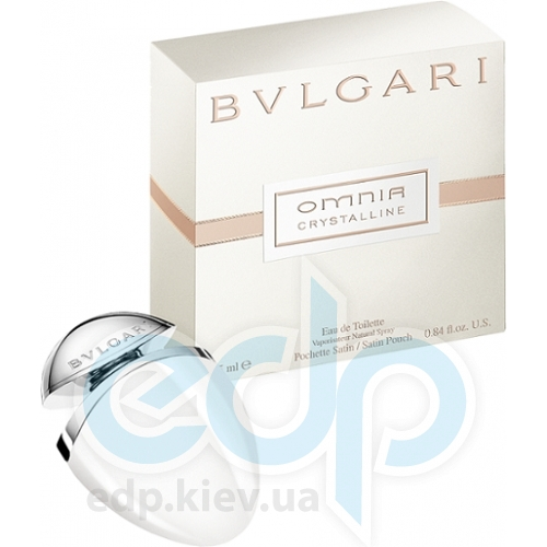 Bvlgari Omnia Crystalline The Jewel Charms Collection - туалетная вода - 25 ml