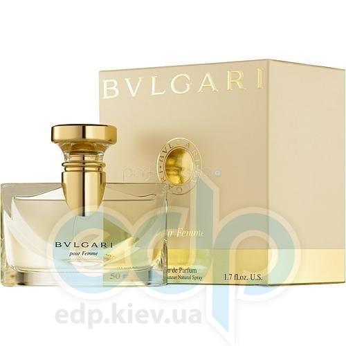 Bvlgari Pour Femme - парфюмированная вода - 50 ml