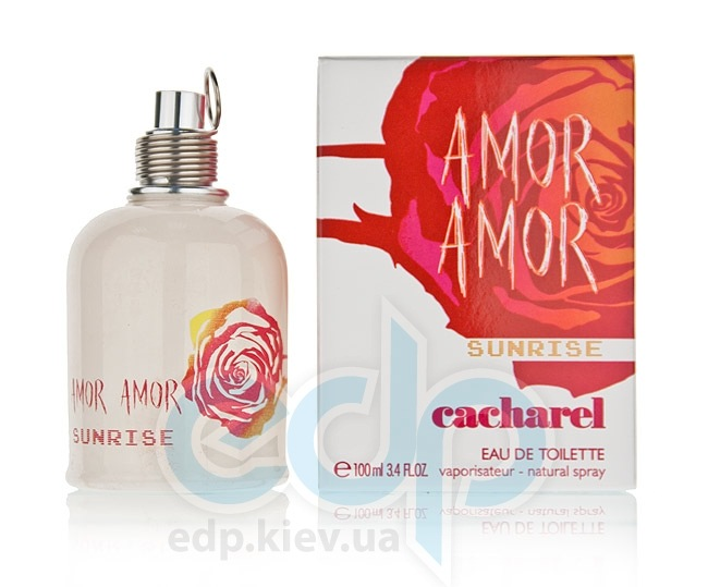 Cacharel Amor Amor Sunrise - туалетная вода - 50 ml