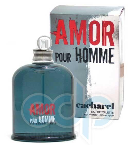 Cacharel Amor pour homme - туалетная вода - 125 ml