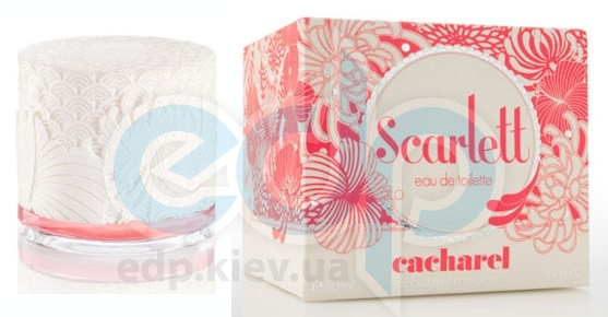 Cacharel Scarlett - туалетная вода - 50 ml
