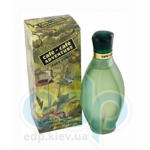 Cafe-Cafe Adventure For Men - туалетная вода - 100 ml