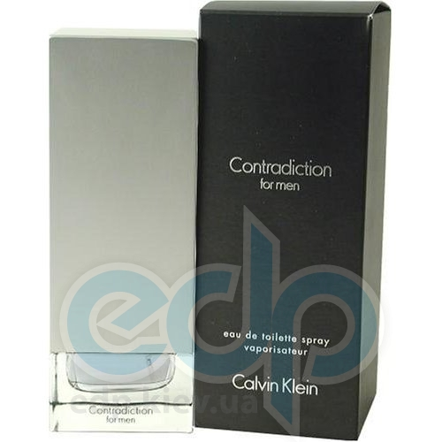 Calvin Klein Contradiction For Men - туалетная вода - 50 ml