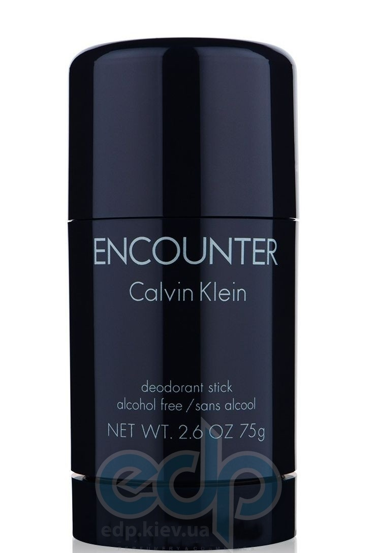 Calvin Klein Encounter -  дезодорант стик - 75 ml