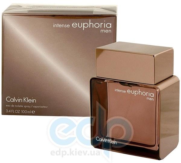 Calvin Klein Euphoria Men Intense - туалетная вода - 50 ml