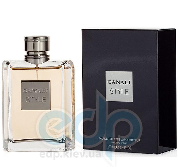 Canali Style - туалетная вода - 100 ml