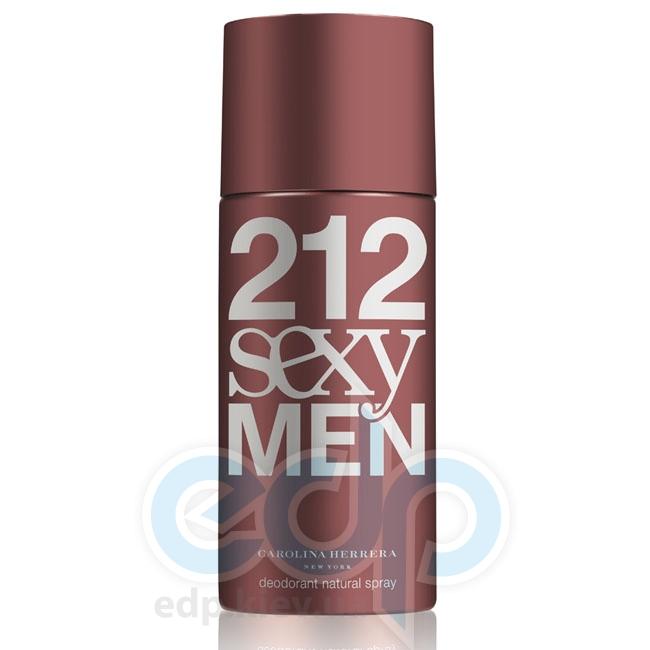 Carolina Herrera 212 Sexy Men -  дезодорант - 150 ml