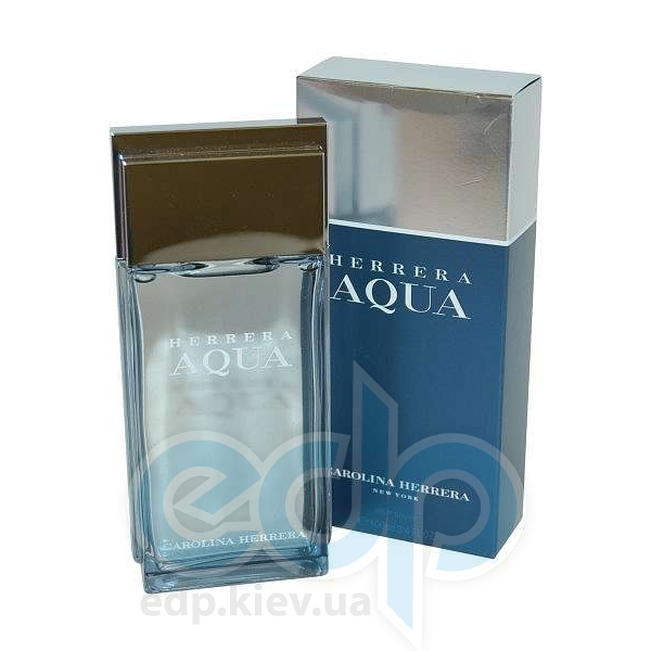 Carolina Herrera Herrera Aqua men - туалетная вода - 100 ml