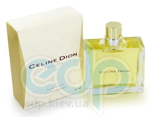 Celine Dion - туалетная вода - 50 ml