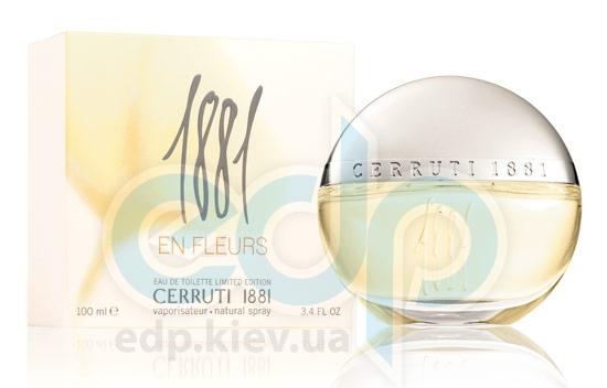 Cerruti 1881 En Fleurs - туалетная вода - 100 ml