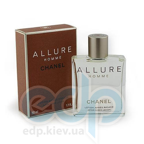 Chanel Allure Homme - после бритья - 50 ml