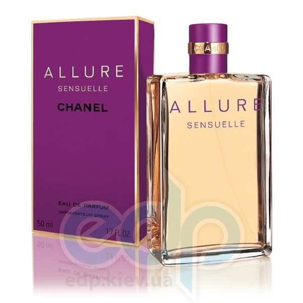 Chanel Allure Sensuelle - парфюмированная вода - 100 ml