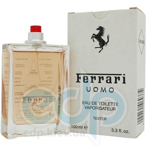 Ferrari Uomo - туалетная вода - 100 ml TESTER