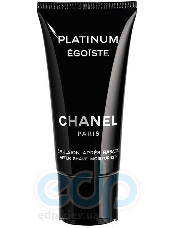 Chanel Egoiste Platinum -  эмульсия после бритья - 75 ml