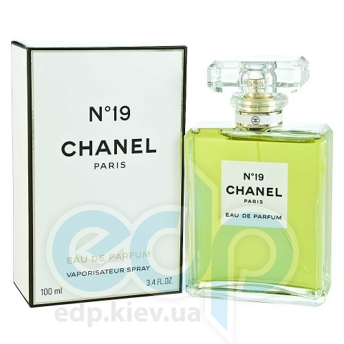 Chanel N19 - парфюмированная вода -  пробник (виалка) 2 ml