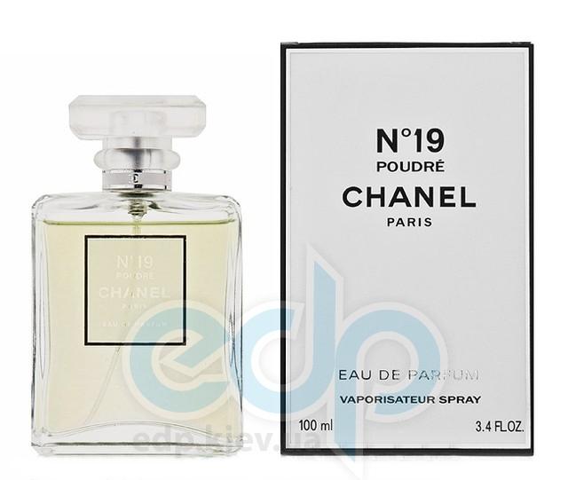 Chanel N19 Poudre - парфюмированная вода - 100 ml