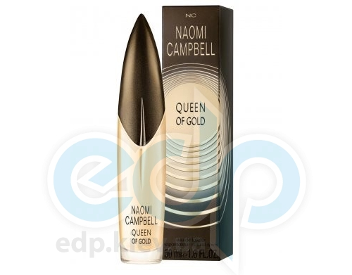 Naomi Campbell Queen Of Gold - туалетная вода - 50ml