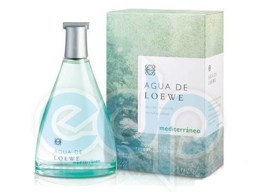 Loewe Agua De Mediterrane Coleccion Tesoros De Mar - туалетная вода - 150 ml