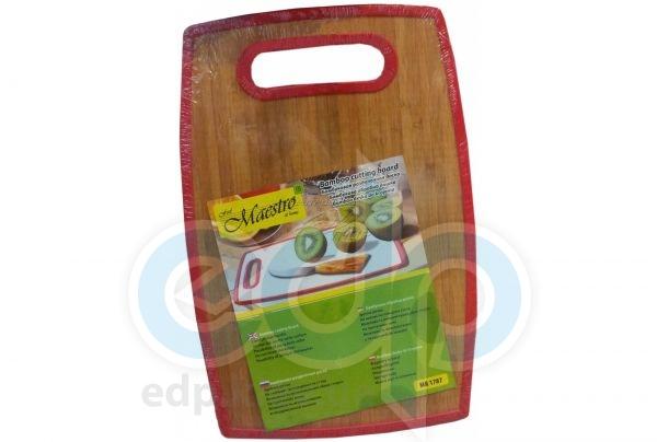 Maestro - Доска разделочная бамбук - 20х30 см (арт. МР1787)