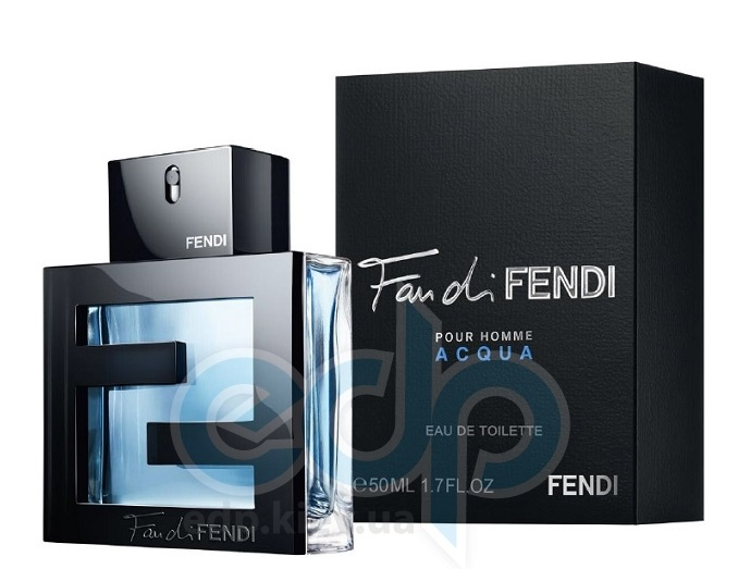 Fendi Fan di Fendi Acqua - набор (туалетная вода 100 ml + гель для душа 100 ml)