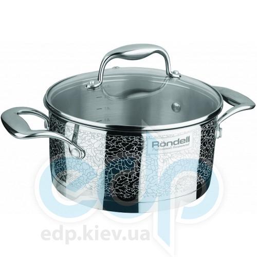 Rondell - Кастрюля Vintage с крышкой - диаметр 26 см. объем 7 л (арт. RDS-380)