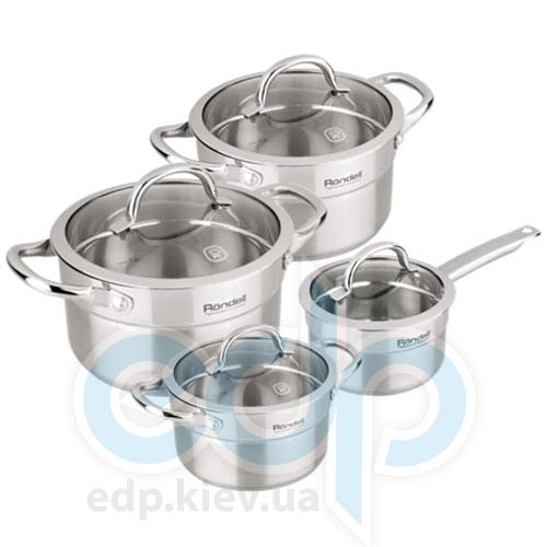 Rondell - Набор посуды Creative - 8 предметов (арт. RDS-389)