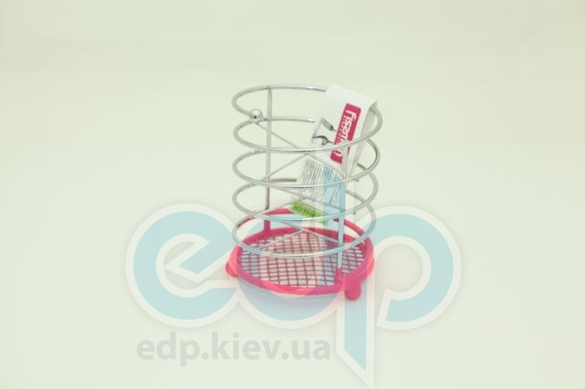 Fissman - Подставка для кухонных принадлежностей (арт. SV-7088.СH)