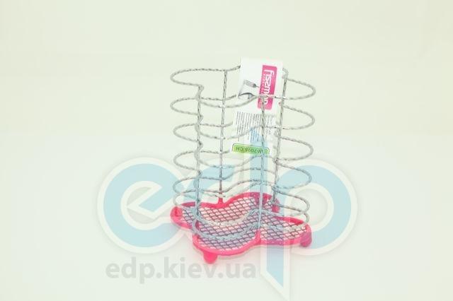 Fissman - Подставка для кухонных принадлежностей (арт. SV-7095.СH)