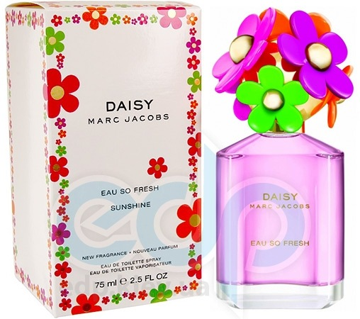 Marc Jacobs Daisy Eau So Fresh Sunshine - туалетная вода - 75 ml