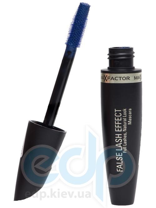 Тушь с эффектом накладных ресниц Max Factor - False Lash Effect Синяя - 13.1 ml