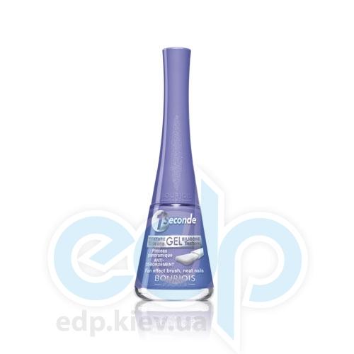 Лак для ногтей стойкий, с эффектом мгновенного высыхания Bourjois - 1 Seconde №09 Фиолетовый - 9 ml