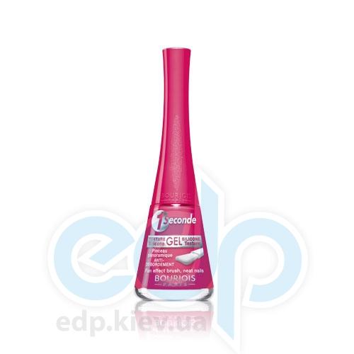 Лак для ногтей стойкий, с эффектом мгновенного высыхания Bourjois - 1 Seconde №07 Фуксия - 9 ml