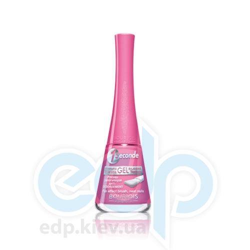 Лак для ногтей стойкий, с эффектом мгновенного высыхания Bourjois - 1 Seconde №06 Розовый - 9 ml