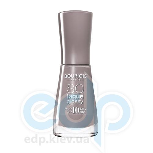 Лак для ногтей стойкий, с эффектом бриллиантового блеска Bourjois - So laque glossy №05 - 10 ml